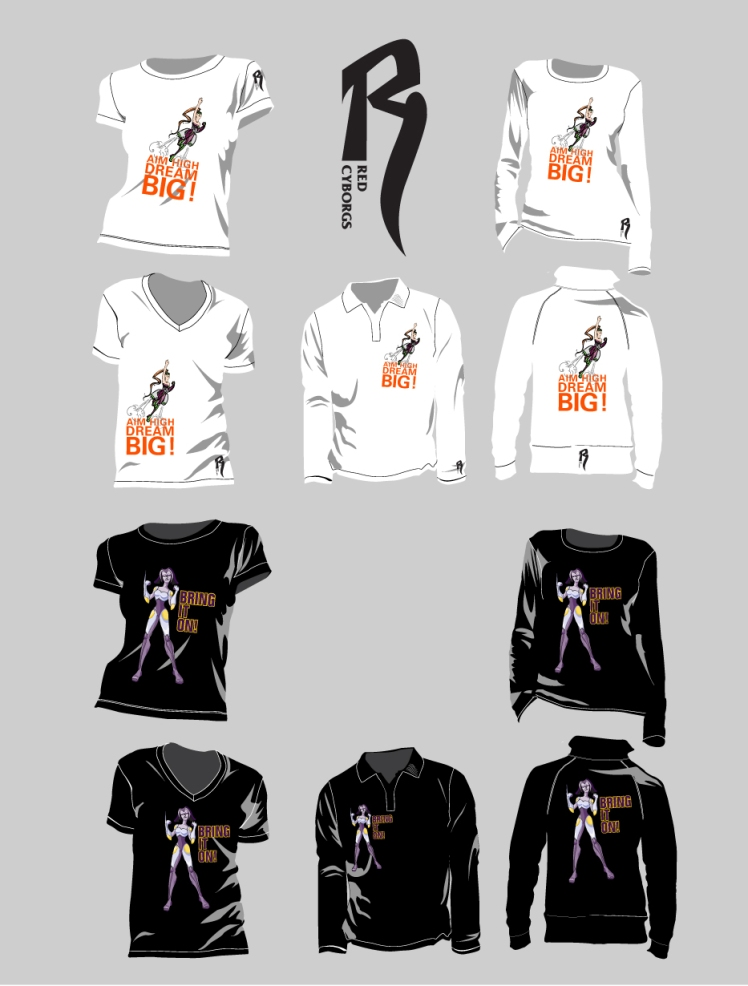 Photo of Vector Shirt Layout