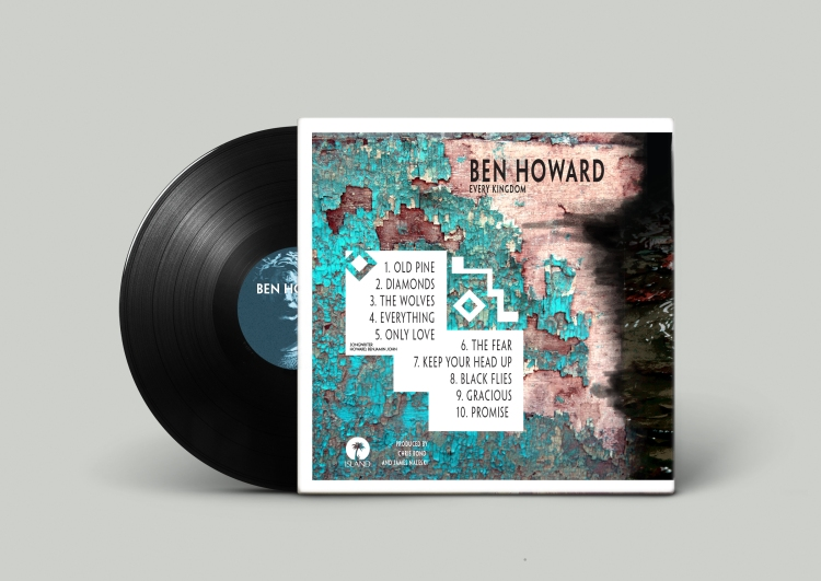 conseptual ben howard album