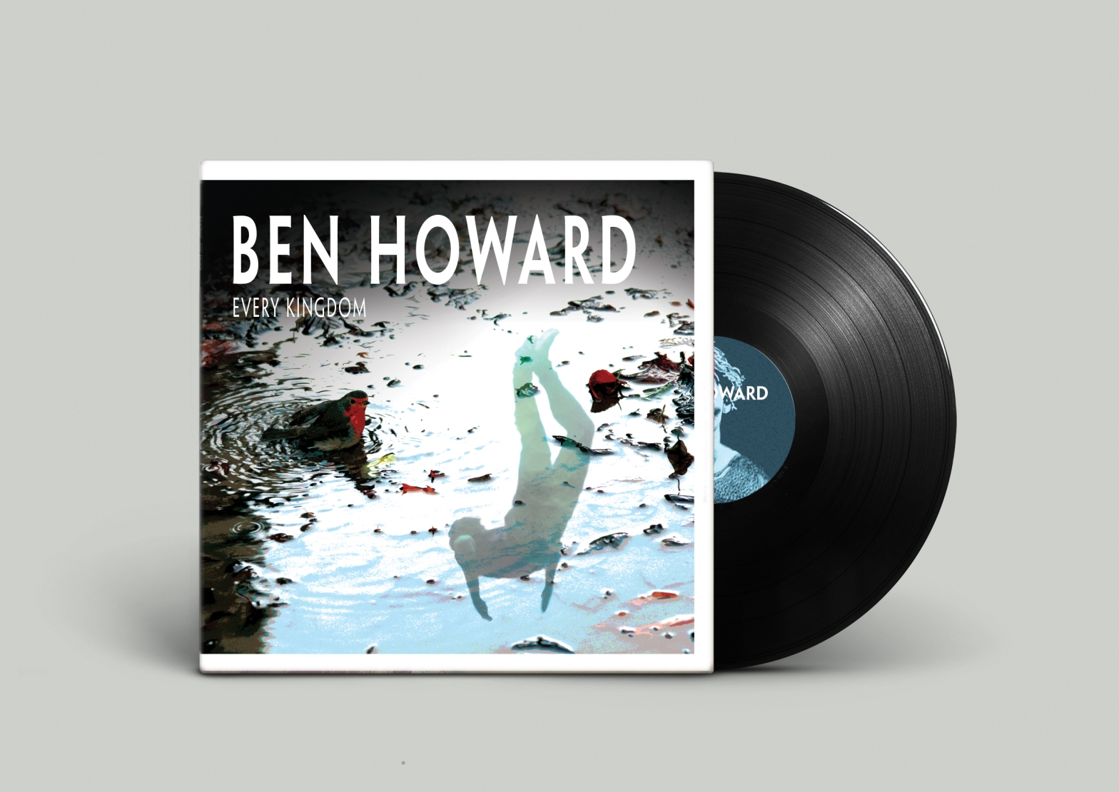 conceptual ben howard album art